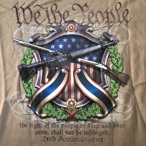 NWOT We the People T-Shirt